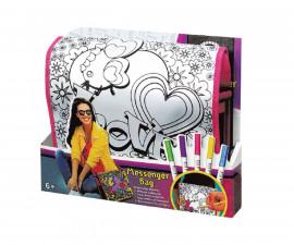 Детска чанта за оцветяване