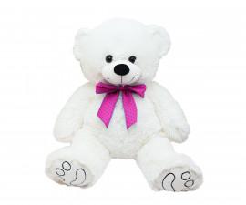 Детска плюшена играчка - Плюшена играчка - Мече с панделка 32см.