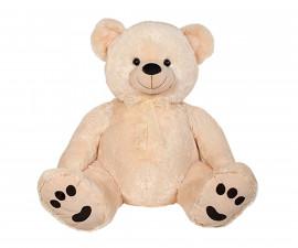 Детска плюшена играчка - Плюшена играчка - Плюшено мече 100см., бяло/бежово