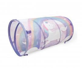Детска палатка/тунел за игра Мондо, еднорог