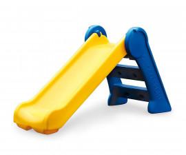 Детска сгъваема пързалка за двора Чико