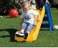 Детска сгъваема пързалка за двора Чико thumb 3