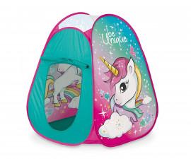 Детска палатка за игра Мондо, с еднорози