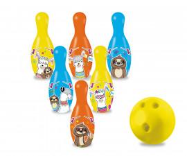 Mondo 28590 - Комплект за боулинг Лама и приятели