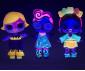 L.O.L Surprise малка кукла в сфера с неонови светлини thumb 5
