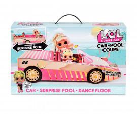 Кукла изненада L.O.L. - Комплект кола с басейн 565222