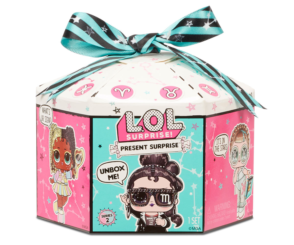 Кукла изненада L.O.L. - Подарък изненада 572824