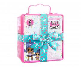 Кукла L.O.L. - Подаръчен делукс комплект с две кукли 576419EUC