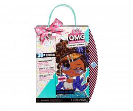 Кукла L.O.L. OMG - Рожден ден Miss Glam 576365EUC