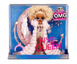 Кукла L.O.L. OMG - Holiday 2021 576518EUC