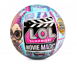 Кукла в сфера L.O.L. - Movie Magic 576488EUC