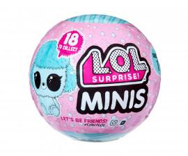 Животинки в сфера L.O.L. - Minis 574156EUC