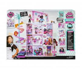 Кукла L.O.L. OMG - Къщата на изненадите 576747EUC