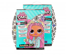 Кукла L.O.L. OMG - Основна кукла, серия 4.5, асортимент 578185EUC