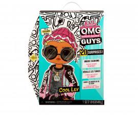 Кукла L.O.L. OMG - Кукла момче 576716EUC