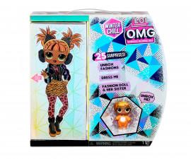 Кукла L.O.L. OMG - Winter Chill: Missy Meow 570271E7C