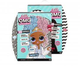 Кукла L.O.L. OMG - Основна кукла, серия 4, асортимент 572756EUC