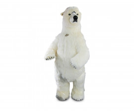 Плюшена играчка за деца Аврора - Полярна мечка, 184см 151072A
