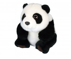 Плюшена играчка за деца Аврора - Панда, 25см 110715A