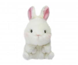 Плюшена играчка за деца Аврора - Зайче, 15см 160051F