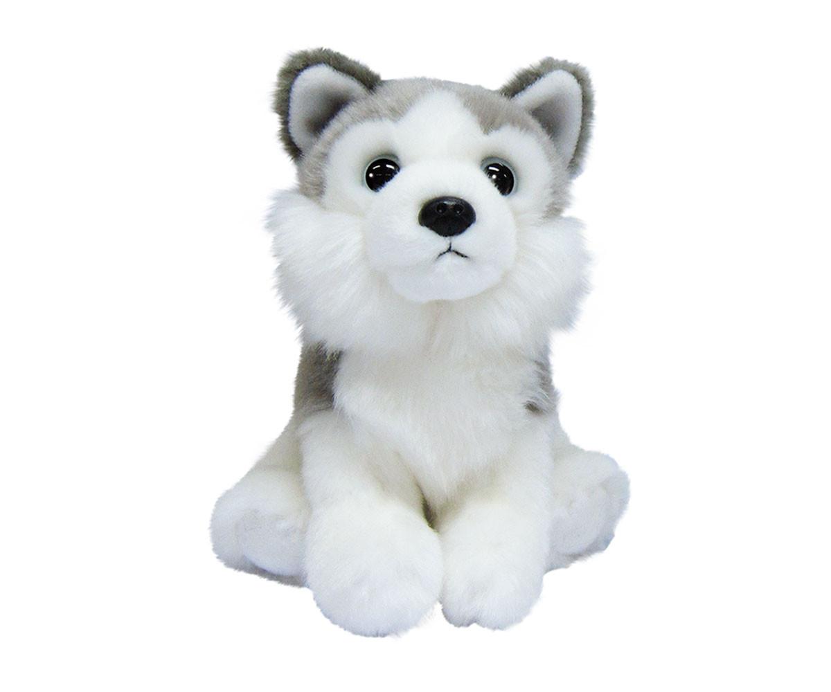 Детска плюшена играчка - Аврора - Кученце хъски