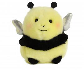 Плюшена играчка за деца Аврора - Пчеличка, 15см 160051B
