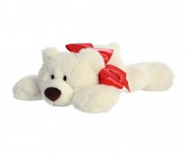 Плюшена играчка за деца Аврора - Мече с панделка 171456F