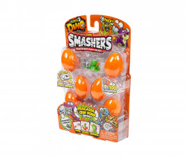 Динозавър в яйце Zuru Smashers, комплект от 8бр.