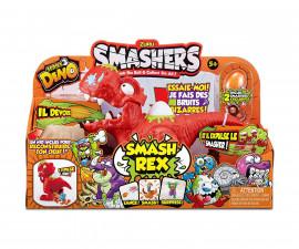 Детски игрален комплект Zuzu Smashers с голям динозавър
