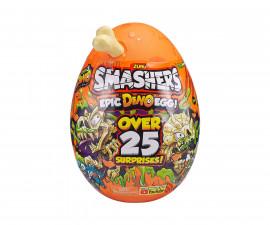 Детски игрален комплект Zuru Smashers голямо динозавърско яйце