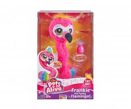 Забавна интерактивна играчка Фънки фламингото Франки на ZURU 9522