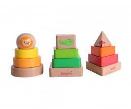 Детска играчка за сортиране от дърво