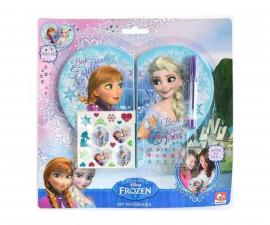 Дневник приятели завинаги Frozen, със стикери и мъниста 058304