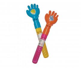 Сапунени балони с ръчички