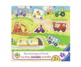 Детски пъзели Ravensburger 03684