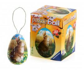 Детски 3D Пъзел Ravensburger 30 ел. - Великденско Яйце