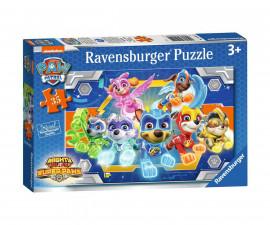 Ravensburger 05051 - Детски пъзел 35 ел. - Пес Патрул Могъщи мъничета