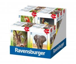 Ravensburger 05156 - пъзел 54 ел. - Екзотични животни
