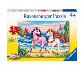 Ravensburger 05159 - детски пъзел 35 ел. - Еднорози