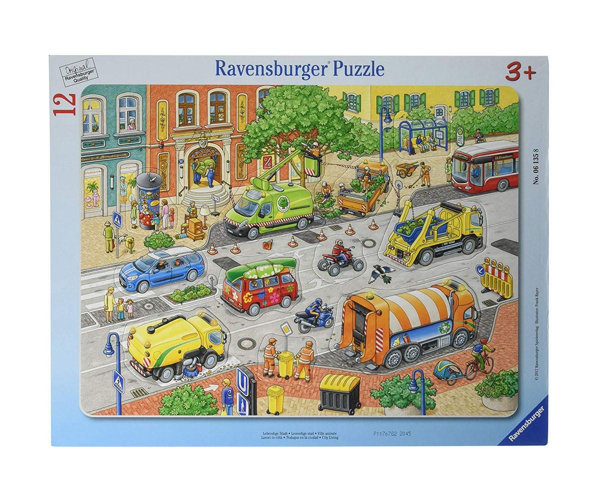 Детски пъзели Ravensburger 06135
