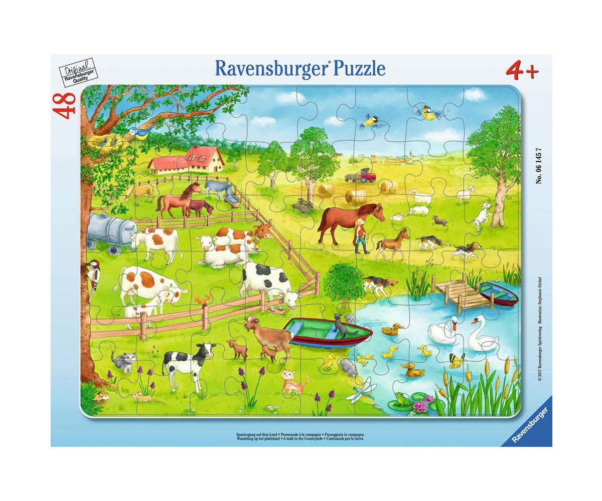 Пъзели Ravensburger 06145