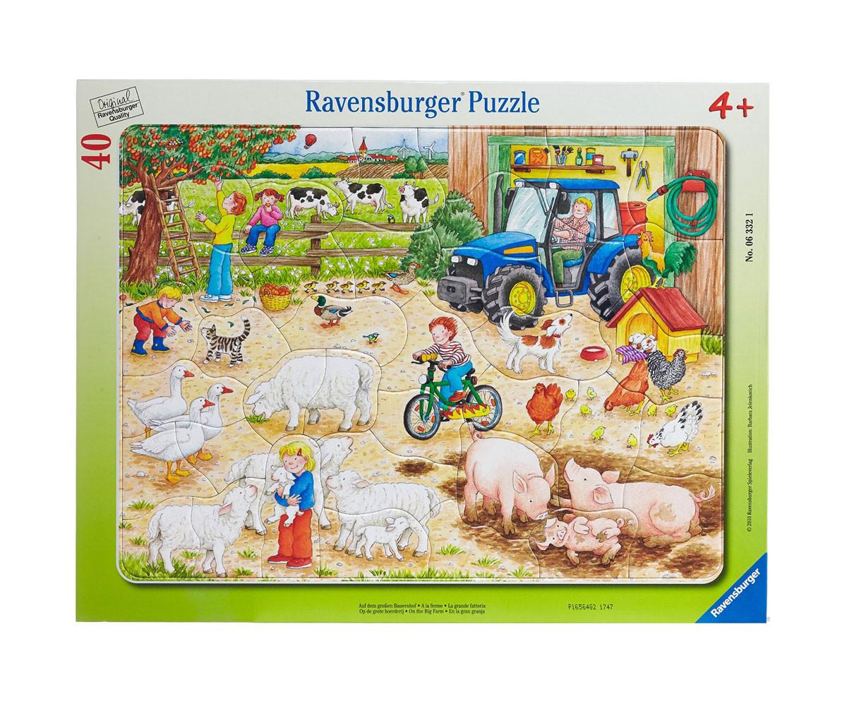 Детски пъзели Ravensburger Детски пъзели 6332