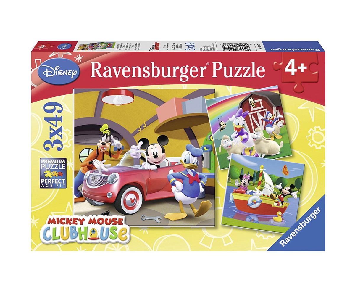 Детски пъзели Ravensburger Детски пъзели 9247