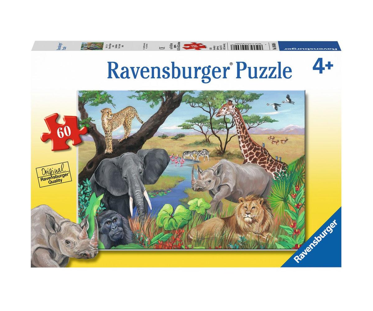 Детски пъзели Ravensburger 09600