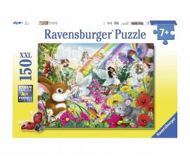 Детски пъзел Ravensburger 150 ел. XXL - Феи във вълшебната гора