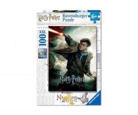 Пъзел за деца и възрастни Ravensburger 100 части XXL - Магическия свят на Хари Потър