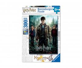 Детски пъзел Ravensburger 300 ел. XXL - Хари Потър и Даровете на смъртта 2
