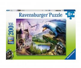 Детски пъзел Ravensburger 200 ел. XXL - Планините на Mayhem