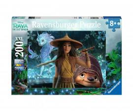 Ravensburger 12931 - Детски пъзел 200 ел. XXL - Рая и последният дракон