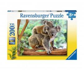 Ravensburger 12945 - Детски пъзел 200 ел. XXL - Коали